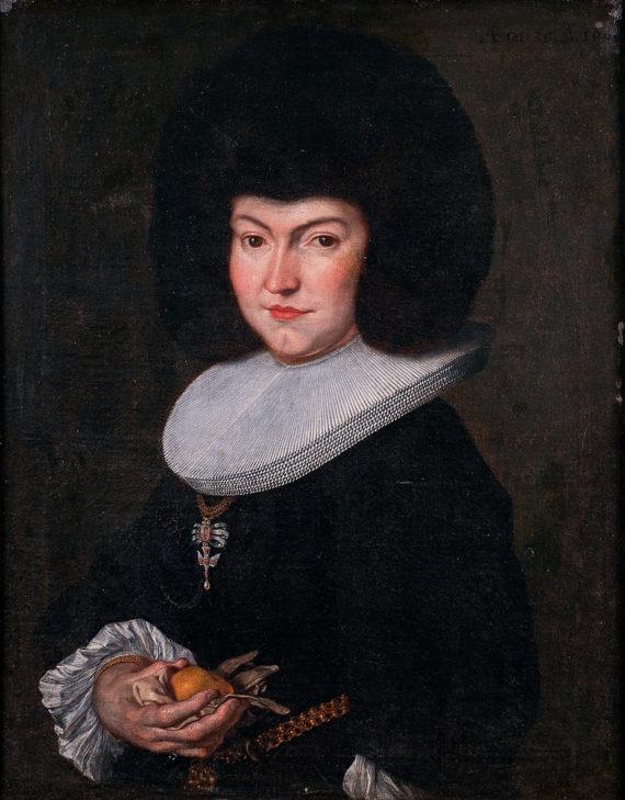 Das Genfer Verlobungs-Portrait