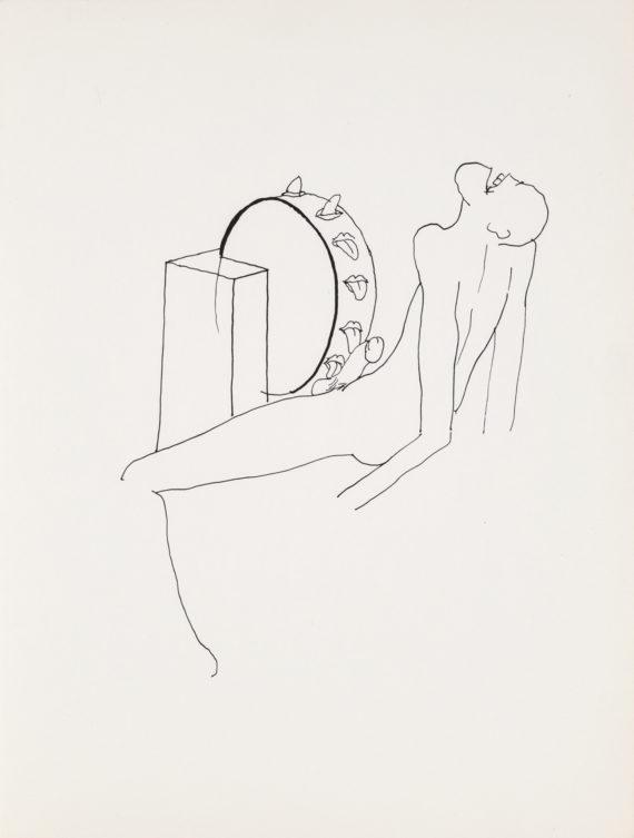 «Fornicon»: [Erotische Karikaturen].