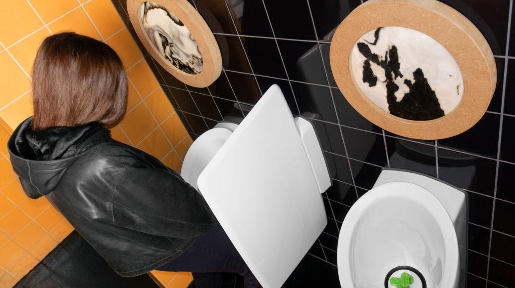 Urinal und Marmorplatten – Vier «Scholar Stones»