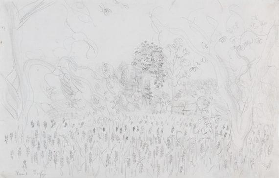 «Clocher dans les blés»