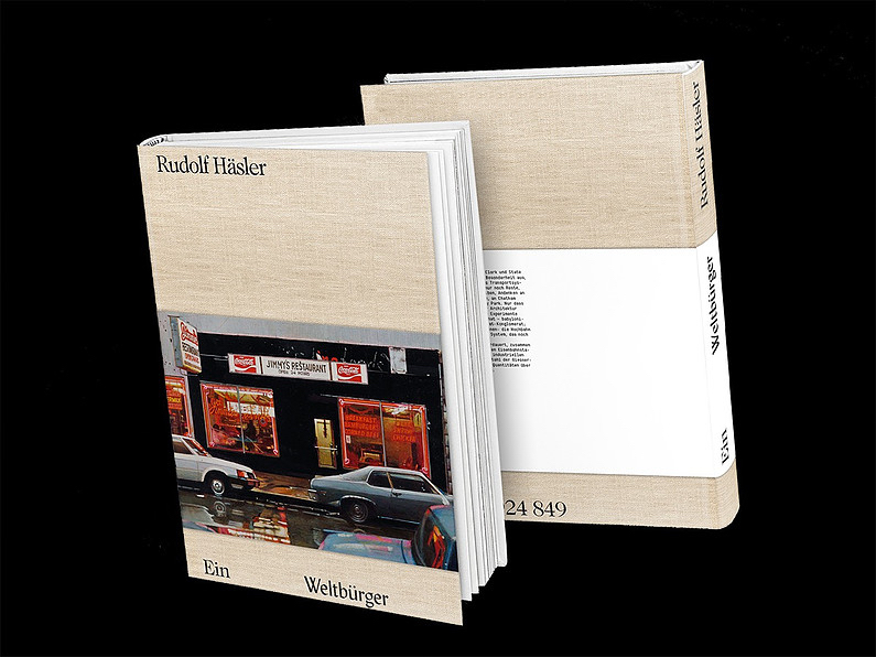 Monografie Rudolf Häsler