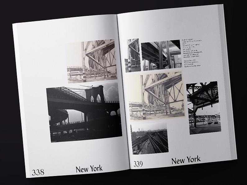 Monografie Rudolf Häsler New York